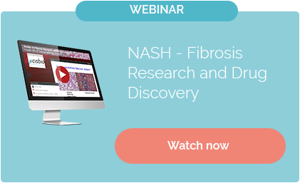 Watch webinar: Trends in Fibrosis Research and Drug Discovery - Nonalcoholic Steatohepatitis (NASH)